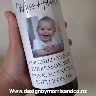 My child may be the reason you drink.....