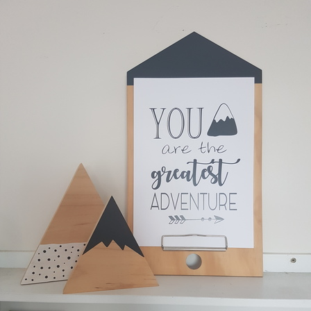 You are the Greatest Adventure!